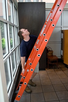Commercial Exterior Cleaning Services Building