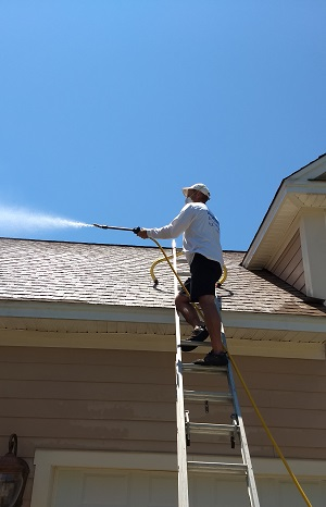 Soft Wash Roof Cleaning SC