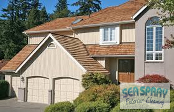 Cedar Roof Cleaning Seaspray