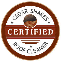 Cedar Roof Cleaning Cleaner