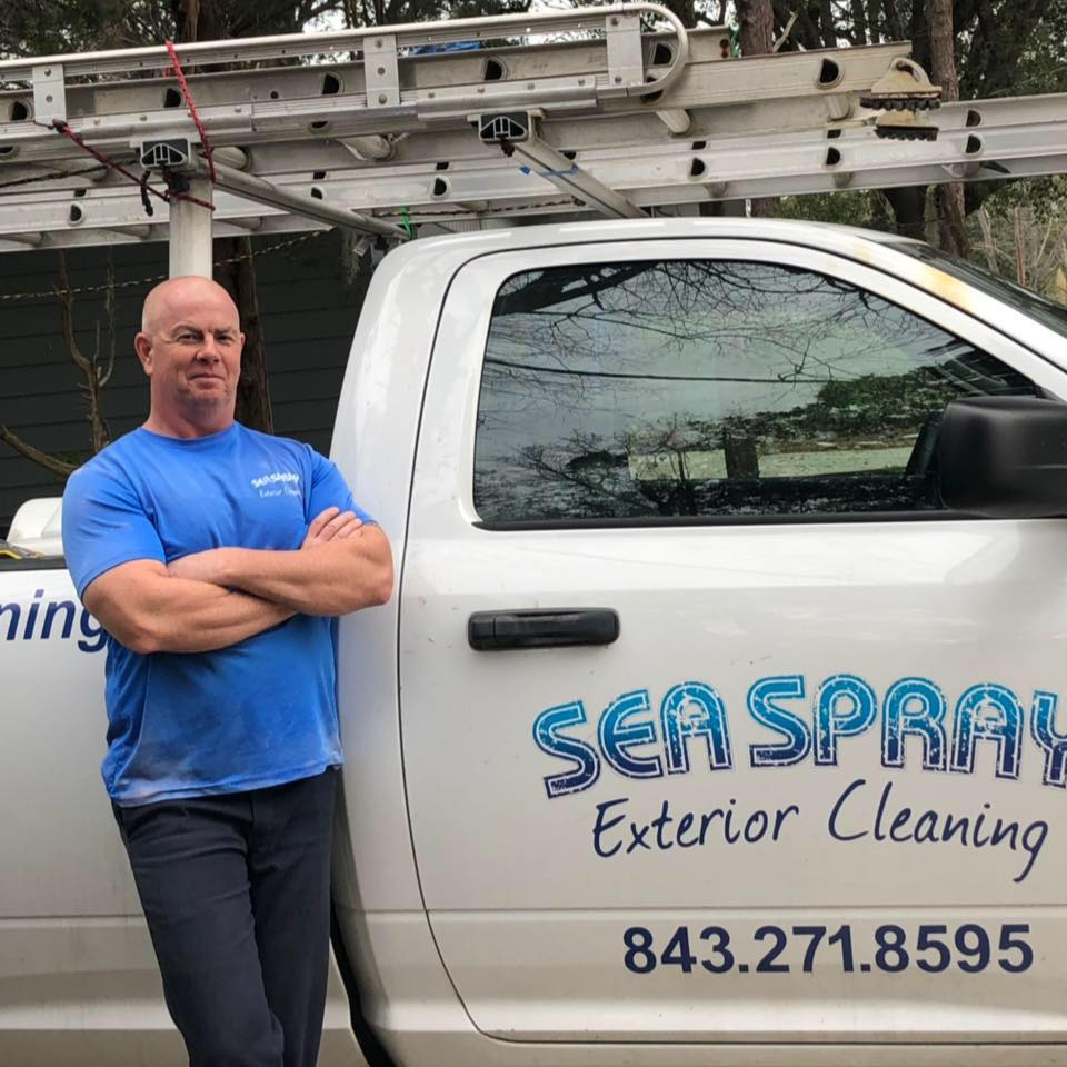 Exterior Home Cleaning -Hilton Head and Bluffton, SC